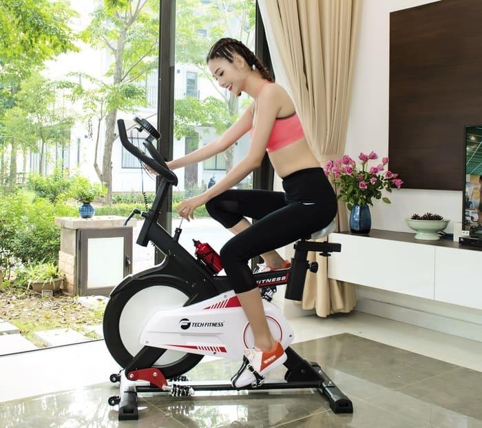 Đạp xe cho hiệu quả giảm cân rất tốt