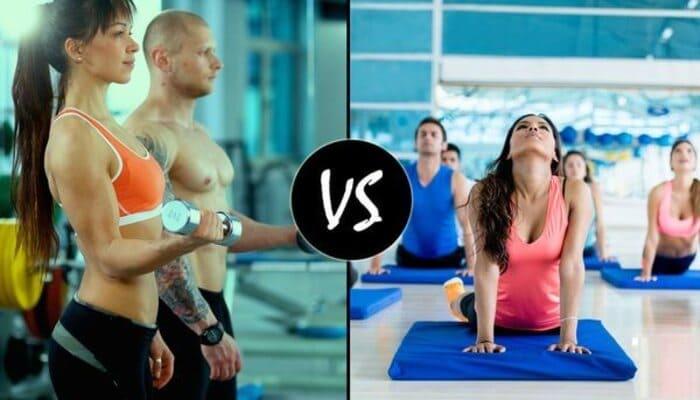 GYM và Yoga là lựa chọn tập luyện của rất nhiều cô nàng
