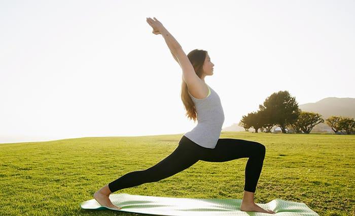 Yoga là một bộ môn mềm dẻo, nhẹ nhàng