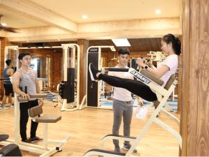 Bạn đang tìm danh sách các phòng tập GYM cho nữ ở Hà Nội?