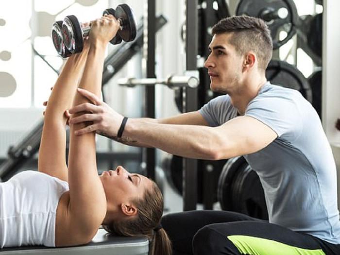 Tập GYM đúng cách sẽ giúp bạn tăng chiều cao nhanh chóng