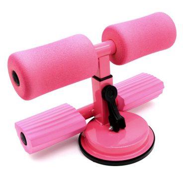 Máy tập gập bụng six park 360 mẫu mới 2020 màu hồng